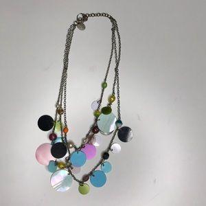 Fun and stylish layered necklace